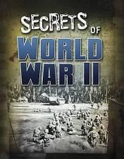 Secrets of World War II (Edge Books: Top Secret Files), McCollum, Sean | Library