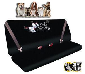 Waterproof-Car-Rear-Back-Seat-Protector-Pet-Dog-Cat-Ideal-for-Skoda-Fabia