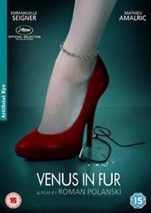 Venere-IN-Pelliccia-DVD-Nuovo-DVD-ART705DVD