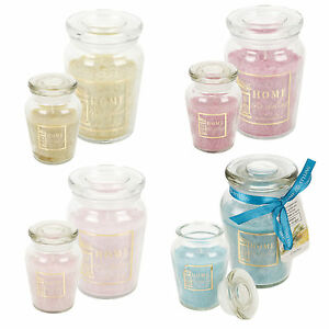 Scented-Fragrance-Candles-Airtight-Glass-Jar-Pot-Wax-Large-Or-Small-Decor-Xmas