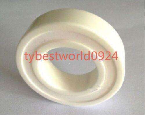 New 1pc 6805-2RS Full Ceramic Bearing ZrO2 Ball Bearing 25x37x7mm Zirconia Oxide