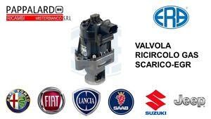 VALVOLA-RICIRCOLO-GAS-SCARICO-EGR-555067-SUZUKI-SX4-CROSS