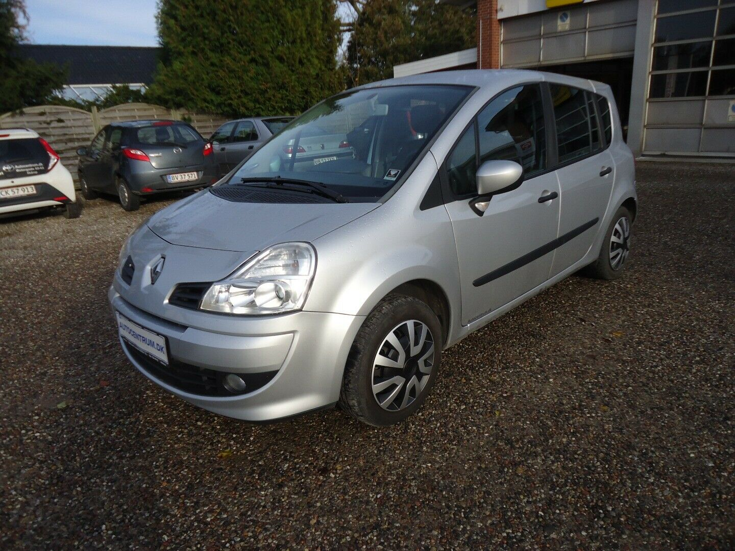 Renault Modus 1,5 dCi Authentique Comfort 5d