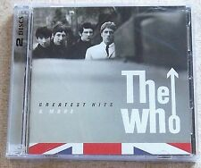 THE WHO Greatest Hits & More SOUTH AFRICA 2010 Cat# SSTARCD7456 *35 TRAX*