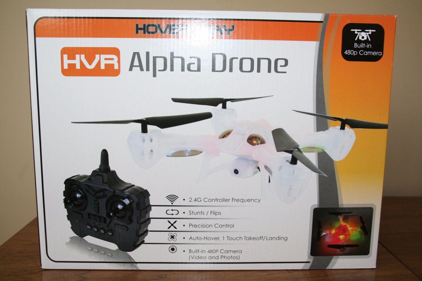 Alpha - drohne schweben, wie neue verwendete 2,4 ghz mit 480p videokamera & 8 gb sd - karte