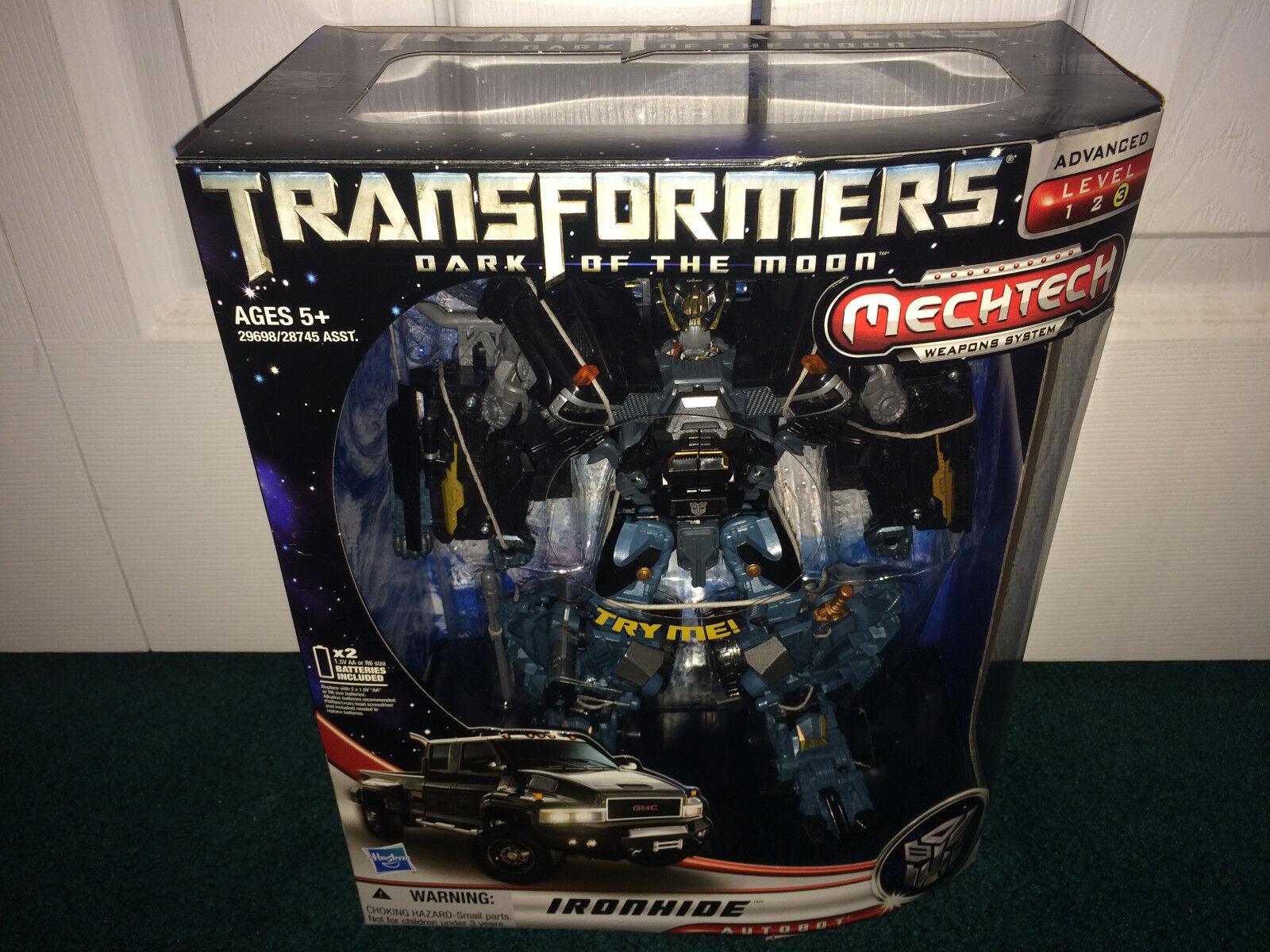 Ironhide DOTM Leader Class Dark Of The Moon Transformers Hasbro GM 2011 MISP