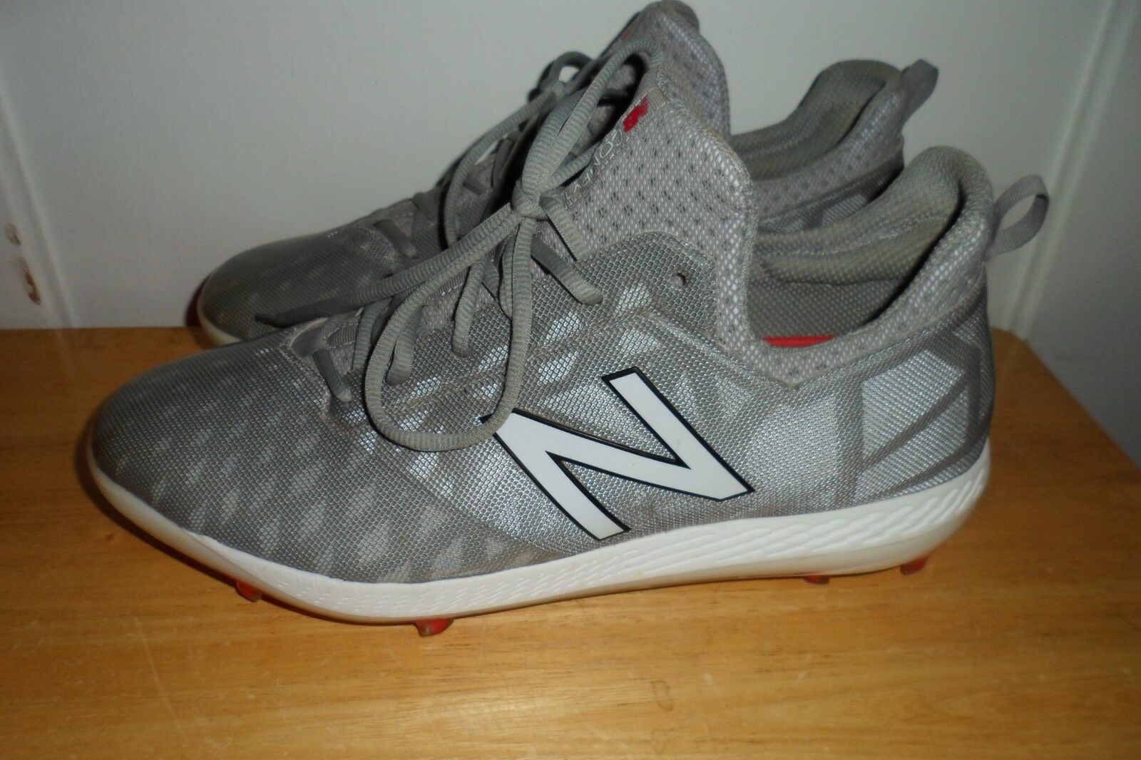 MUST SEE  139.99 2017 New Balance COMPV1 COMPTG1 Men 12.5 D NICE CONDITION