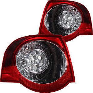 LED-FAROS-TRASEROS-luces-traseras-set-conjunto-exterior-VW-Passat-b6-3c-Variant-ano-05-11