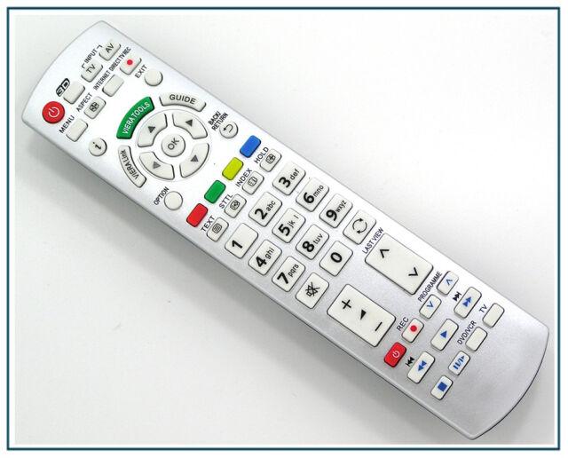 Ersatz Fernbedienung für Panasonic TV TX-P42GS21   TX-P42GT20E   TX-P42GT24
