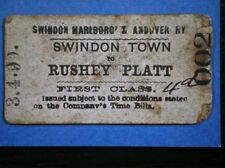 POSTCARD PASTERBOARD TICKER OF WR OF 1899