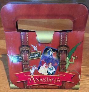 Rare Vintage ANASTASIA Game Rasputin/'s Revenge Shell Promo 1997 New In Box