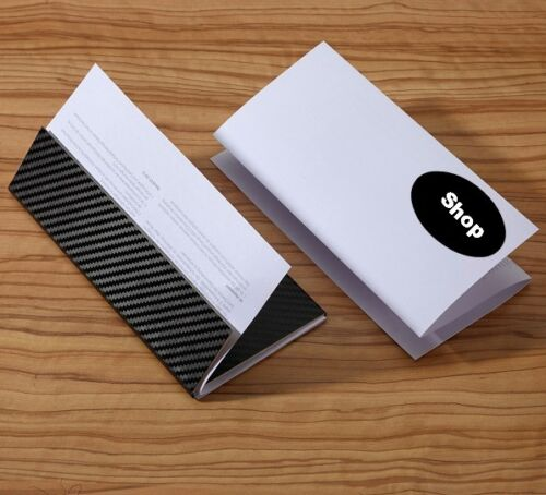 3D Carbon Falzmaschine DIN A4 In DL ! Neu Mehrere Briefe falten in Sekunden