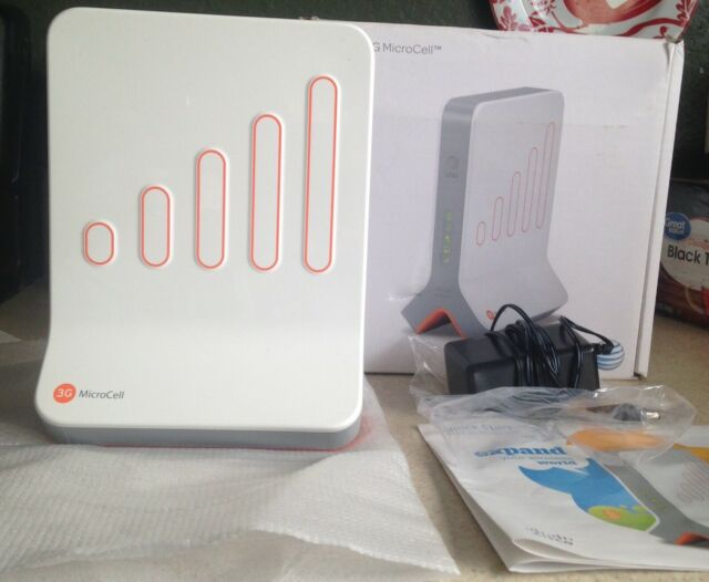 Cisco AT&T 3G Microcell 3G Wireless Cell Signal Booster Tower Antenna.