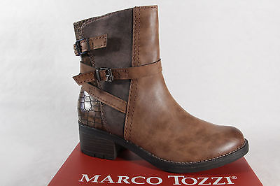 Marco Tozzi 25420 Women's Boots, Ankle Boots, Boots Brown New   eBay