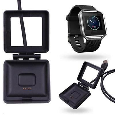 Fitbit Blaze Replacement USB Charge Wire Cord Power Adapter Supply Cradle Dock