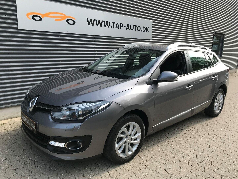 Renault Megane III 1,2 TCe 115 Expression Sport Tourer 5d - 106.900 kr.