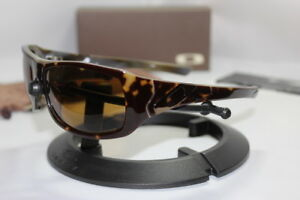 Brown New Polarized 961 Tortoise Details 12 Oakley About Wbronze Sideways O8wnk0P