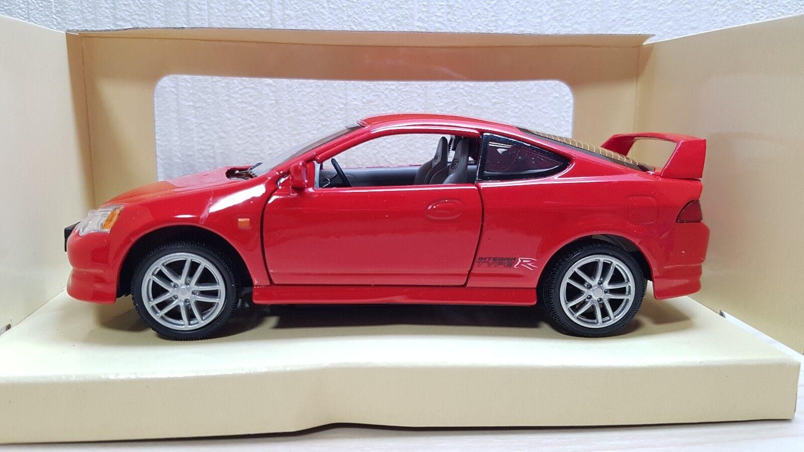 1 32 Saico Saico Saico HONDA INTEGRA TYPE R DC5 RED Acura RSX Type S diecast car model NEW 39282c