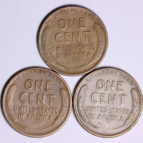 1936 1936-S  Lincoln Wheat Cents LOWEST PRICES ON THE BAY 1936-D FREE S//H