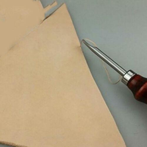DIY Leathercraft Edge Beveler Skiving Craft Tool Set Keen Leather Beveler Tool