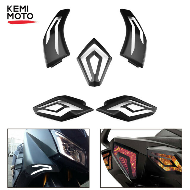 Tail Light Turn Signal Light Cover for YAMAHA T-MAX TMAX 530 2012-2016 2015 2014