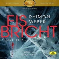 ERICH RÄUKER - RAIMON WEBER: EIS BRICHT (MP3)  CD NEU