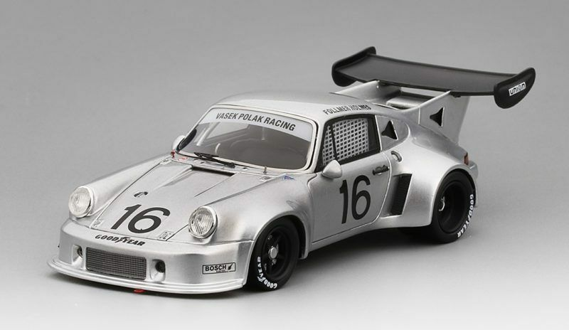 Porsche 911 Carrera Rsr Turbo #5 Martini 1000 Km Brands Hatch 1974 1:43 Model