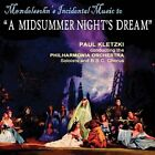 Mendelssohn's Incidental Music to A Midsummer Night's Dream (CD, Aug-2011, IMP Classics)
