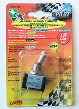 LAMPA 45558 Kippschalter mit led 2 klemmen 12V Grün 20A Auf/Off