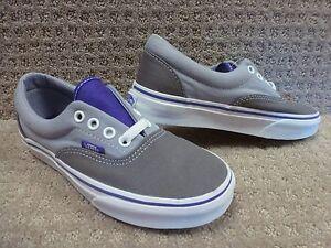 Zapatos auténtico 3 Hombre Talla 5 Estaño Vans negro chckrbrd 4TS5wnqB