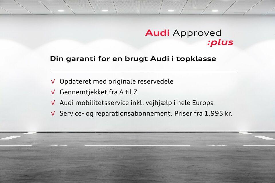 Audi A3 40 TFSi Sport Limited SB S-tr. Benzin aut.