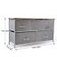 thumbnail 67 - Cerbior Chest of Fabric Drawers Dresser Furniture Bins Bedroom Storage Organizer