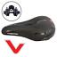 Vandorm-COMFORT-EXTRA-Memory-Foam-Mountain-Hybrid-Bike-Saddle thumbnail 6