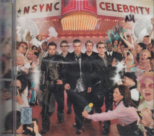 cd nsync celebrity