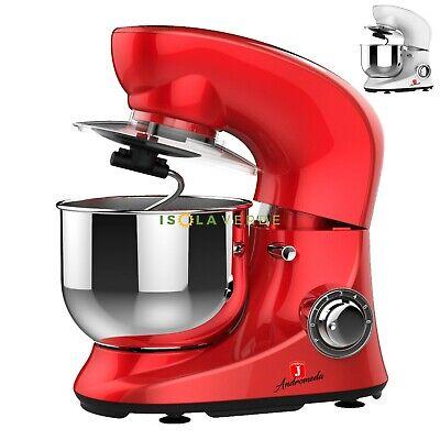 Ricondizionato Impastatrice Planetaria Robot Cucina Professionale Monta Albumi