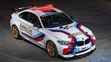 BMW Safety Car Decal Set