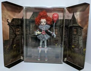 Monster-High-IT-Pennywise-The-Clown-Limited-Collector-Doll-Skullector