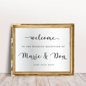 Personalise-Wedding-Mirror-Custom-Welcome-Venue-Decor-Removable-Decal-Sticker