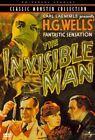 The Invisible Man 1933 Claude Rains DVD