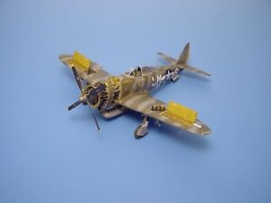 Aires 1/48 P-47d Thunderbolt Détail Bubble Set Pour Hasegawa Kit # 4110