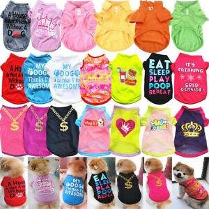 Summer-Spring-Various-Pet-Puppy-Small-Dog-Cat-Pet-Clothes-Vest-T-Shirt-Apparel