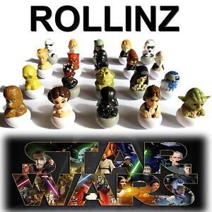 Star-Wars-Coleccion-20-Rollinz-Nuevo-precintado-CAJA-COMPLETA-DISNEY-ESTRELLA
