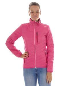 Cmp Kragen Pink Wasserabperlend Funktionsjacke Steppjacke Zu Details Primaloft® 0Pk8nwO