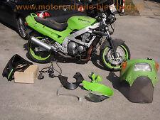 Ersatzteile Kawasaki ZZR600D ZX600D: 1x Kanzel Front-Verkleidung cowling fairing