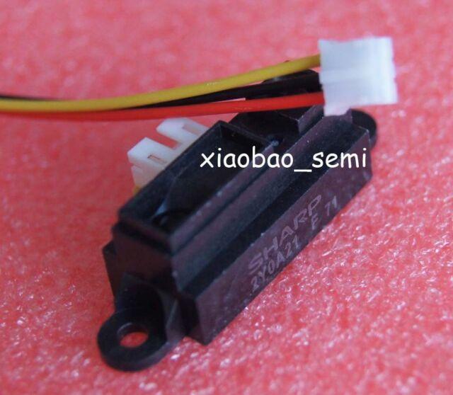2Y0A21 Arduino SHARP Sensor GP2Y0A21YK0F 10-80cm With Cable = GP2D12