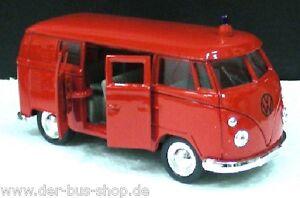 VW-Bus-T1-Modell-1-37-Feuerwehr-NEU