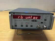 XL Microwave Frequency Counter Model 3030