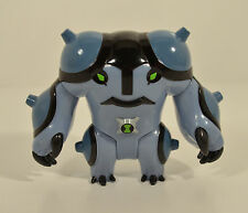 "2010 Blue Ultimate Cannonbolt Cannon Bolt 4"" Action Figure Ben 10 Ultimate Alien"