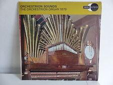Orchestrion sounds The orchestrion organ 1879 Orgue ECS 2079