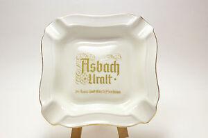 German-Brandy-Advertising-Ashtray-ASBACH-URALT-Thomas-Germany